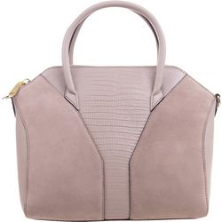 BCBGMAXAZRIA Maggie Satchel Handbag