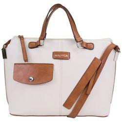 Nautica Colorblock Crossbody Handbag