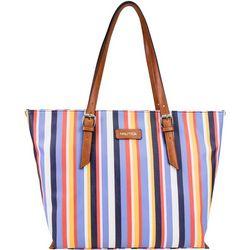 Nautica Seaworthy Tote Handbag