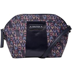 Nautica Pier Pursuit Print Crossbody Handbag