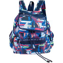 Nautica Captains Quarters Sailboat Backpack