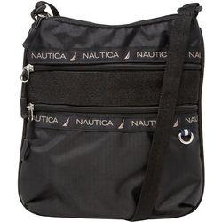 Nautica Captain's Quarters Solid Crossbody Handbag