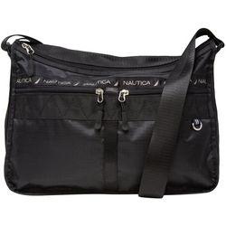 Nautica Captain's Quarters Solid Hobo Handbag