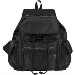 Nautica Captains Quarters Solid Backpack