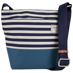 Nautica Striped Mainlander Crossbody Handbag