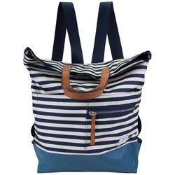 Nautica Striped Mainlander Backpack