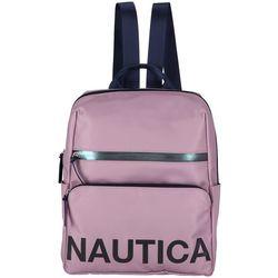 Nautica Scuba Diver Canvas Solid Backpack