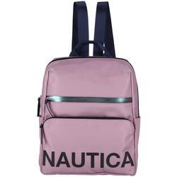 Scuba Diver Canvas Solid Backpack