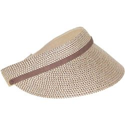 Nine West Womens Single Band Trim Packable Visor