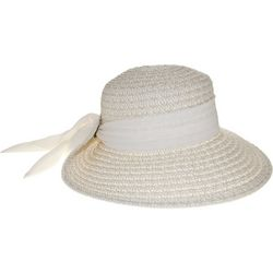 Nine West Womens Scarf & Sun Hat