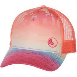 Reel Legends Womens Mirage Trucker Hat