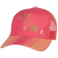 Reel Legends Womens Tropic Like It's Hot Trucker Hat