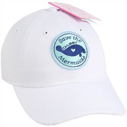 Chubby Mermaids Womens Save The Chubby Mermaids Hat
