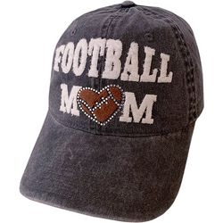Alabama Girl Womens Football Mom Baseball Hat