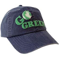 Alabama Girl Womens Go Green Baseball Hat