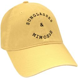 Alabama Girl Womens Sunglasses & Mimosas Hat