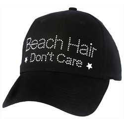 Alabama Girl Womens Beach Hair Don't Care Hat