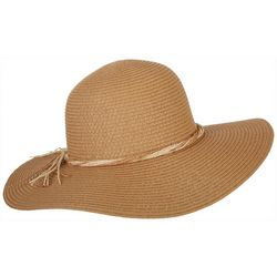 Mad Hatter Womens Twist String Floppy Sun Hat
