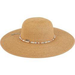 Sun N' Sand Womens Crochet Band Sun Hat