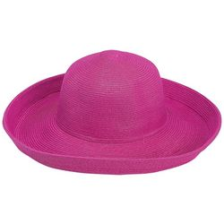 Sun N' Sand Womens Tropical Up-Brim Sun Hat