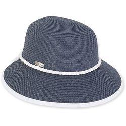 Sun N' Sand Womens Twist Brim Sun Hat