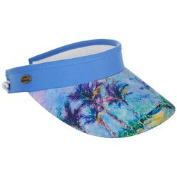 Leoma Lovegrove Womens Solo Palm Visor