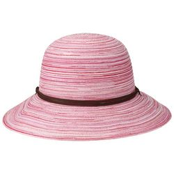 CTR Womens Summit Breeze Crushable Straw Sun Hat