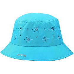 CTR Womens Blue Summer Bucket Hat