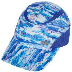 Reel Legends Womens Watercolor Blue Hat