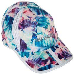 Reel Legends Womens Tropical Print Bubble Hat