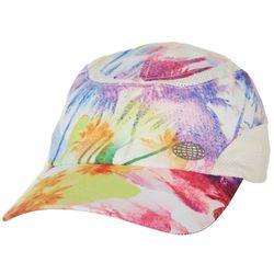 Reel Legends Womens Kaleidoscope Palm Print Hat