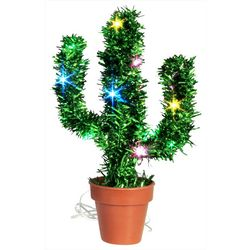 DCI Light Up Holiday Cactus