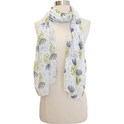 Cejon Accessories Womens Pineapple Day Wrap