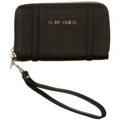 G by Guess Reeling Double Zipper Wrislet Wallet