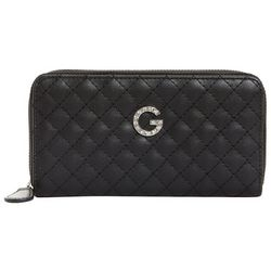 G by Guess Thorne Zip Around Quilted Wallet