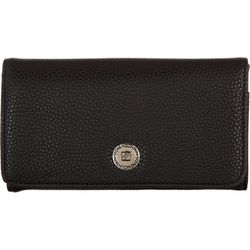 Stone Mountain Ludlow Solid  Double Zip Wallet
