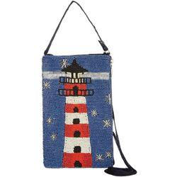 Bamboo Trading Co. Lighthouse Crossbody Handbag