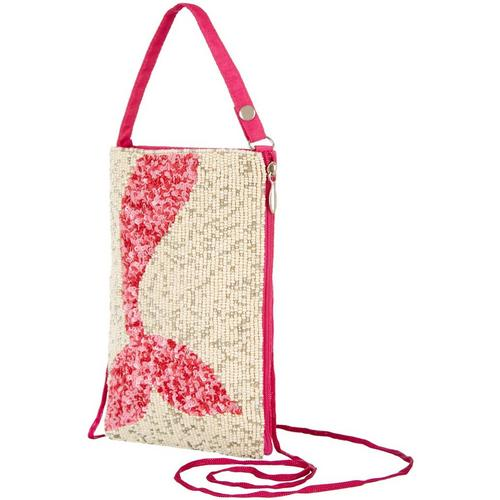65d4143a12 Bamboo Trading Co. Mermaid Crossbody Handbag