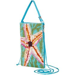 Bamboo Trading Co. Starfish Crossbody Handbag