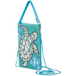 Bamboo Trading Co. Sea Turtle Crossbody Handbag