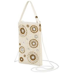Bamboo Trading Co. Golden Circles Handbag