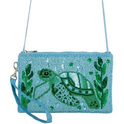 Bamboo Trading Co. Sea Turtle Wristlet