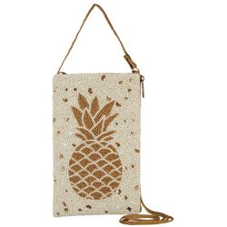 Bamboo Trading Co. Pineapple Handbag