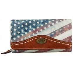 Old Glory Deluxe Wallet