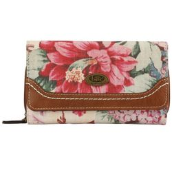 B.O.C. Floral Park Deluxe Wallet