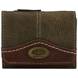 B.O.C. Peterson Trifold Wallet