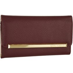 Steve Madden Boxed Solid Embossed Wallet