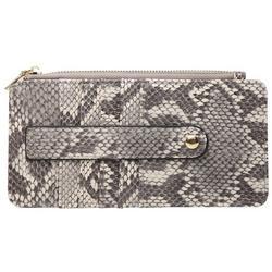 Sage Snakeskin Wallet