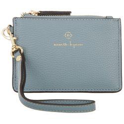 Nanette Lepore Vegan Leather Card Wristlet