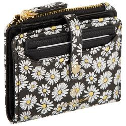 Daisy Bifold Wallet & Removeable Card Case